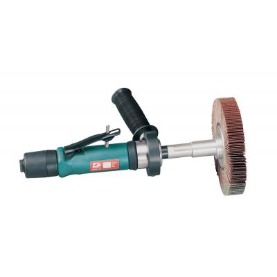 """Dynabrade 13205 Dynastraight Finishing Tool .7 hp, Straight-Line, 3,400 RPM, Rear Exhaust, 5/8"""" (16 mm) or 1"""" (25 mm) Dia. Arbor"""