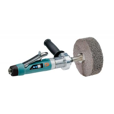 """Dynabrade 13500 Dynastraight Finishing Tool 1 hp, Straight-Line, 950 RPM, Rear Exhaust, 5/8"""" (16 mm) or 1"""" (25 mm) Dia. Arbor"""