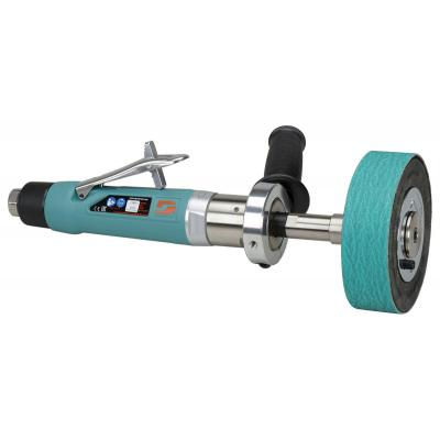 """Dynabrade 13508 Dynastraight Finishing Tool 1 hp, Straight-Line, 4,500 RPM, Rear Exhaust, 5/8"""" (16 mm) or 1"""" (25 mm) Dia. Arbor"""
