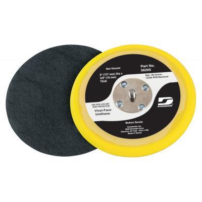 """5"""" (127 mm) Dia. Non-Vacuum Disc Pad, Vinyl-Face"""