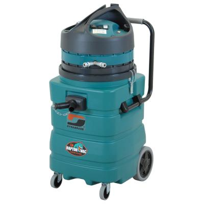 Dynabrade 61420 Raptor Vac Electric Portable Vacuum System 25 Gallon (94 L), 15 A, 120 V/60 Hz, M-Class, Poly Non-Conductive, Dry Only, N. America