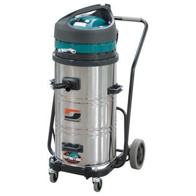 Dynabrade 61421 Raptor Vac Electric Portable Vacuum System 20 Gallon (78 L), 15 A, 120V/60 Hz, M-Class, Stainless Steel-Conductive, Dry Only, N. America