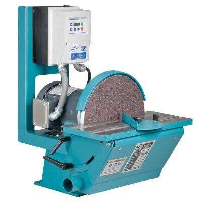 "Dynabrade 67603 12"" (305 mm) Dia. Disc Grinder 500 to 1,725 RPM, 1.5 hp, 230 V, 1 Phase"