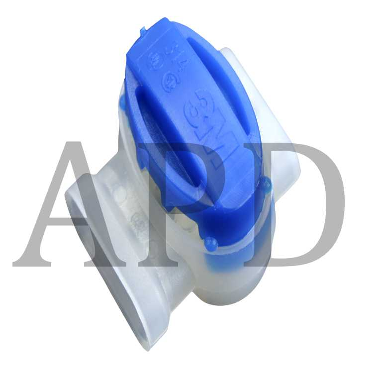 Electrical Pigtail Connectors 314 Self Stripping Moisture Resistant 3M Scotchlok