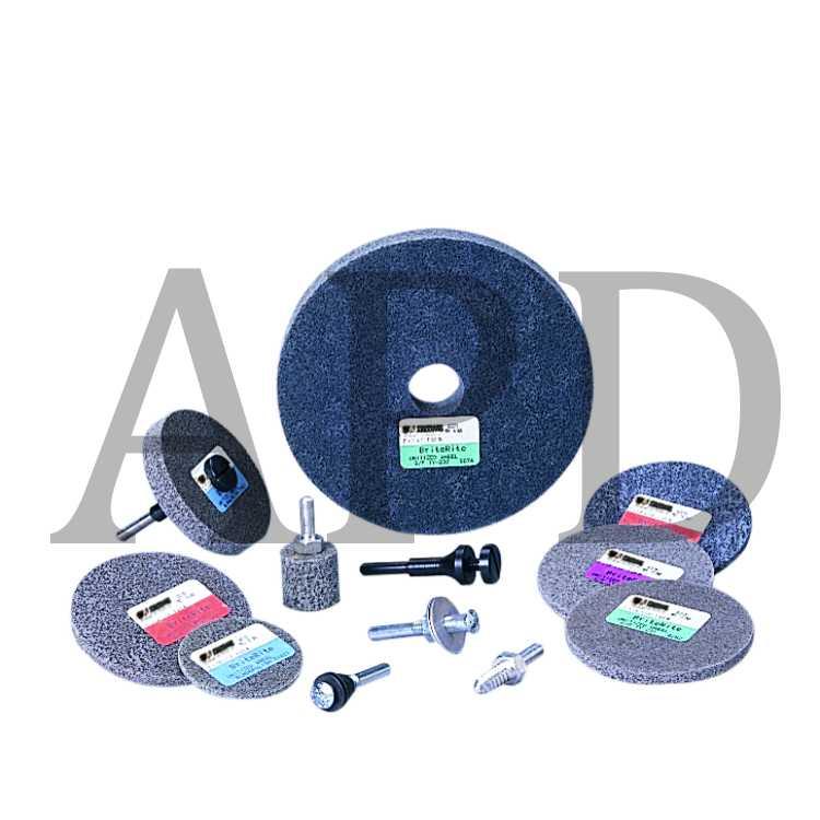 1 Case 10//Case Standard Abrasives S//C Unitized Wheel 863235 632 3 in x 1//4 in x 1//4 in
