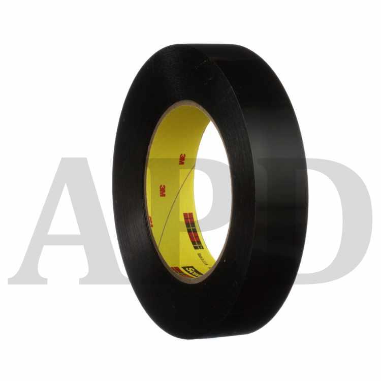 40 mil Black 6 rolls per case 2 in x 36 yd 3M Extreme Sealing Tape 4411B