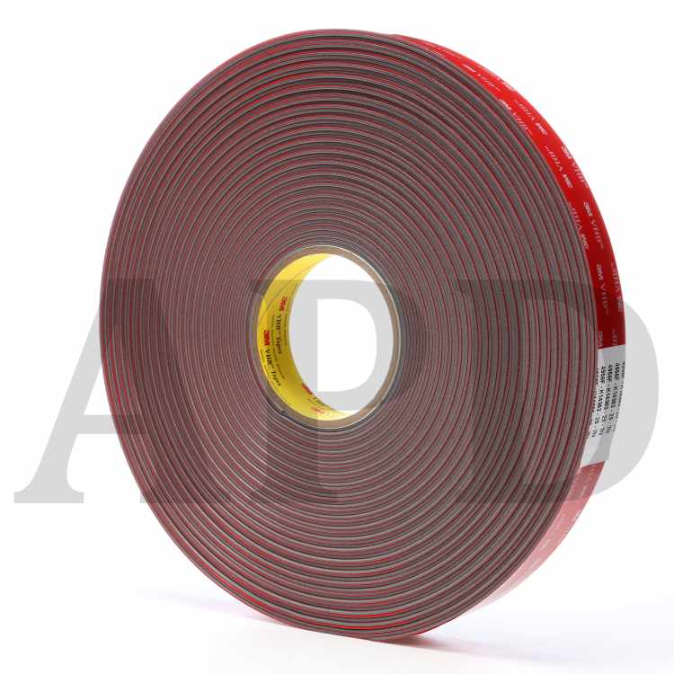 38582 1//4 in x 5 ft 3M™ Exterior Attachment Tape