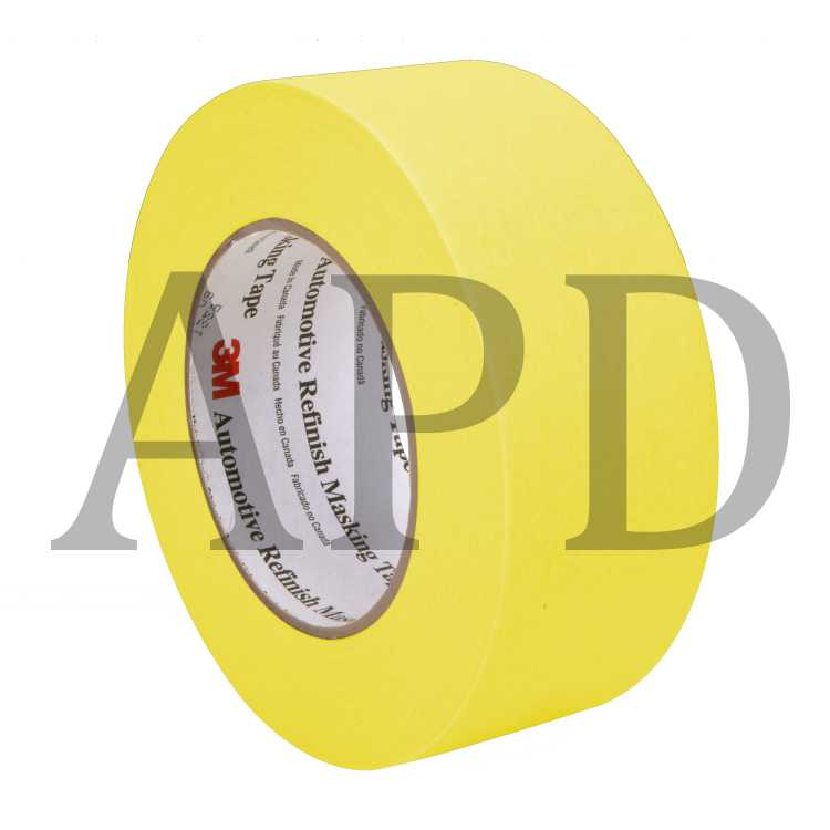 3m automotive masking tape