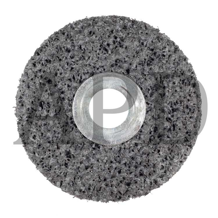 2 in x 1//4 x 1//8 5A FINE 3M Scotch-Brite UNITIZED Metal Finishing Wheels Polish