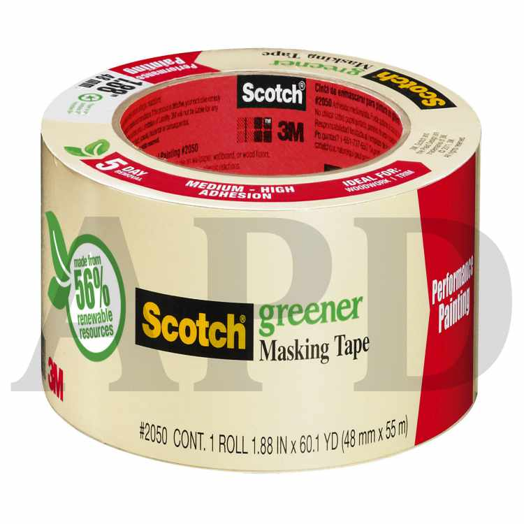 3m 2050 scotch masking tape