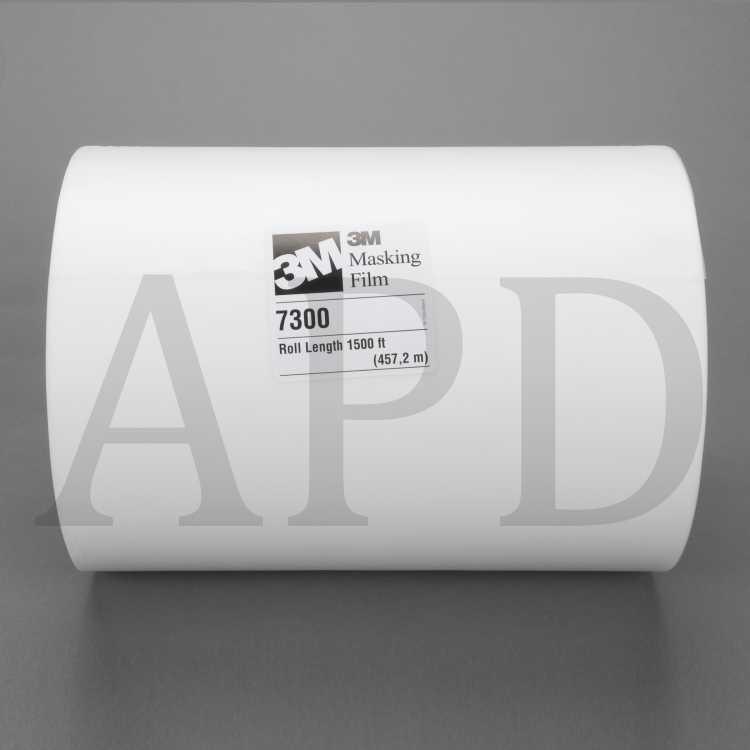 3m pak m3000 hand-masker pre-assembled masking film kit