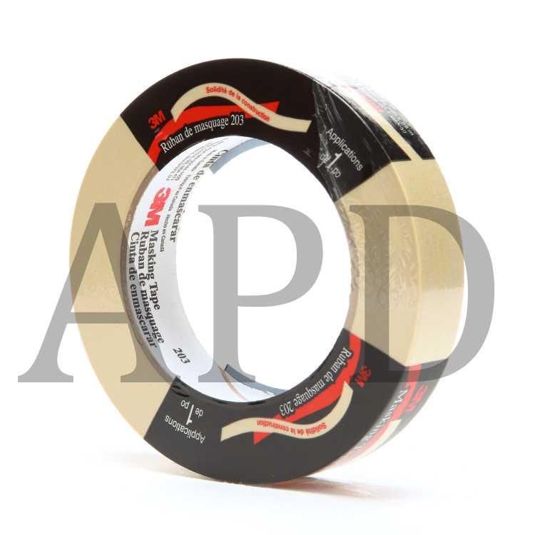 3m 03433 36 mm x 32 m automotive performance masking tape