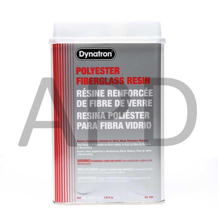 3M 7010328016 Bondo Fiberglass Resin, 00402, 0 9 Quart, 2