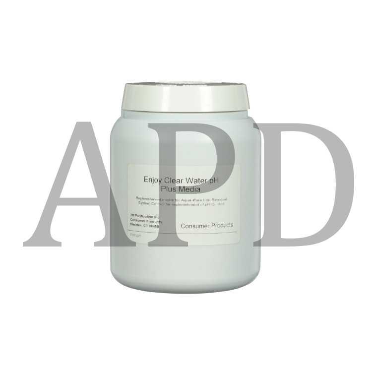 Water Treatement Media, PHPLUS, APIF/AAPM Series, 6 per 4 lb Bottles Per  Case
