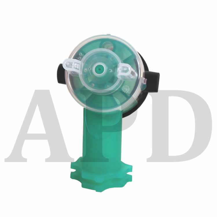 3M 16615 1.2MM Accuspray Atomizing Heads Blue Spray Gun Tip-4 Per Box