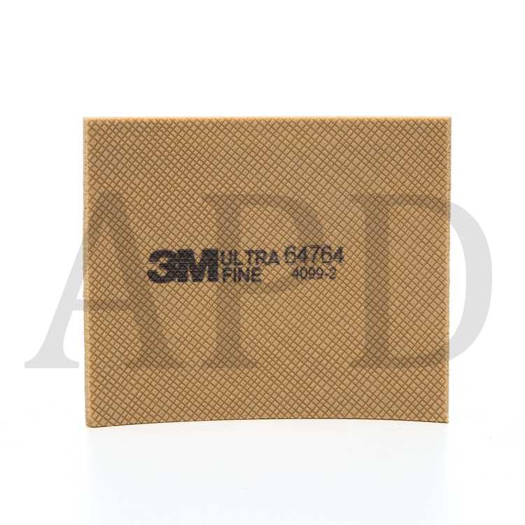 4.875-Inch by 2.875-Inch by 1-Inch DSXF-F 3M Large Area Sanding Sponge Extra Fine//Fine