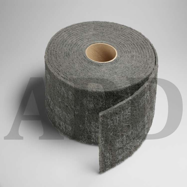 6 in x 30 ft 2 Units A//O Buff and Blend GP Roll Very Fine Standard Abrasives 830021