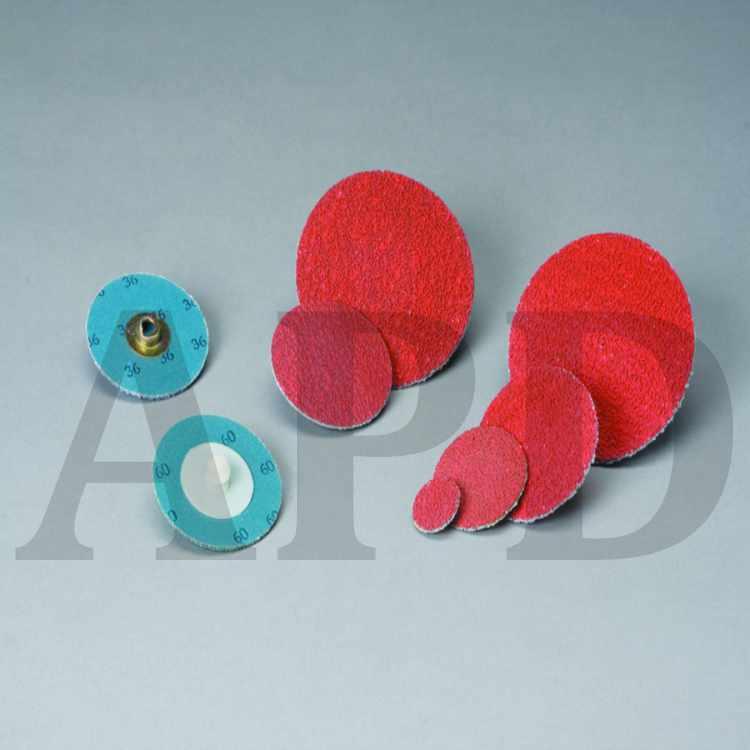 2 in 36 3M Standard Abrasives Quick Change TSM Ceramic 2 Ply Disc 525412