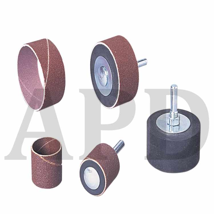 "Price is for 1 EA Abrasive Sanding Drum 2/""X2/""X1//4/"" Ea"