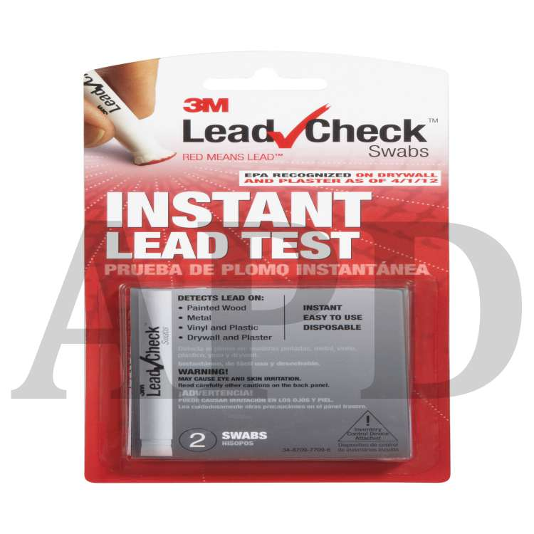 3M LeadCheck Swabs 2-Pack