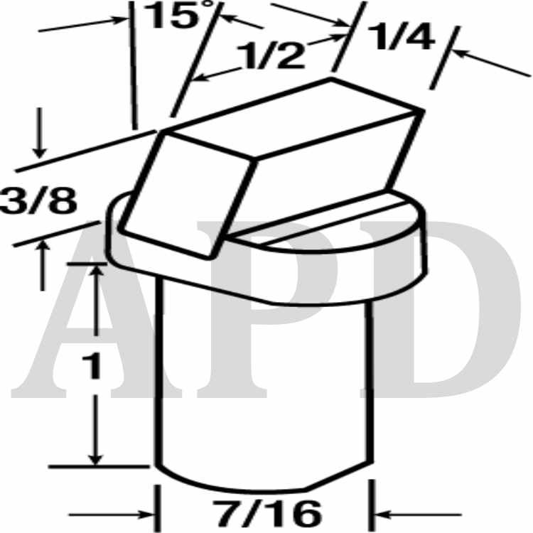 1//2 x 1//4 in x 3//8 3M 20781 Diamond Impregnated Grit Dressing Tool 2A6E7 1 per case 1//2 x 1//4 in x 3//8 3M Industrial Market Center 15/° 7//16 Shank