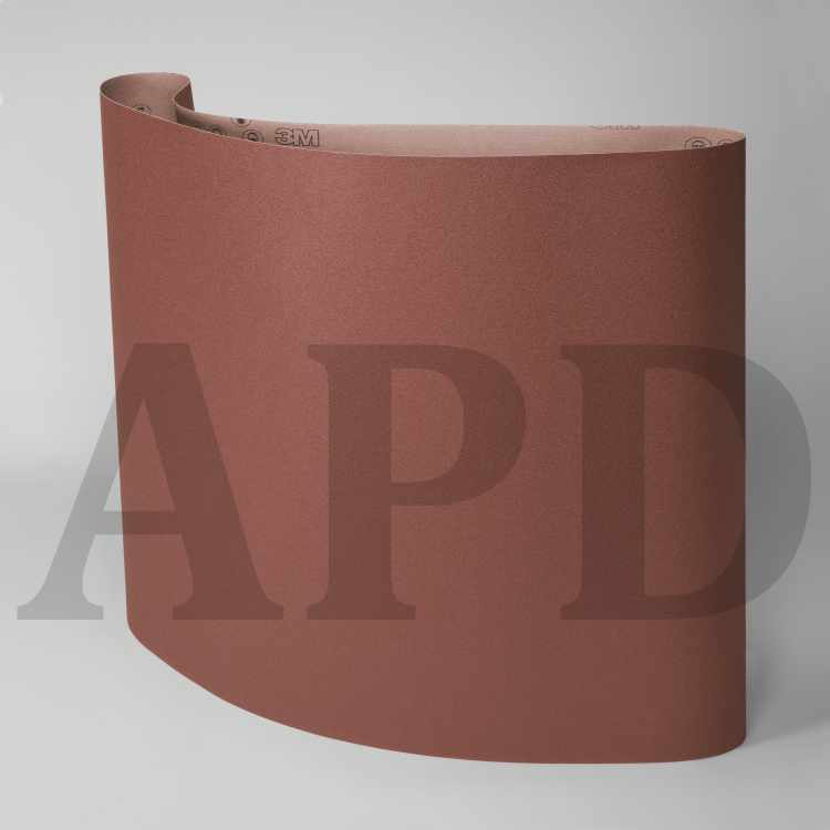 5.5 in x 6.8 in 3M 34340 Flexible Abrasive Hookit™ Sheet P800