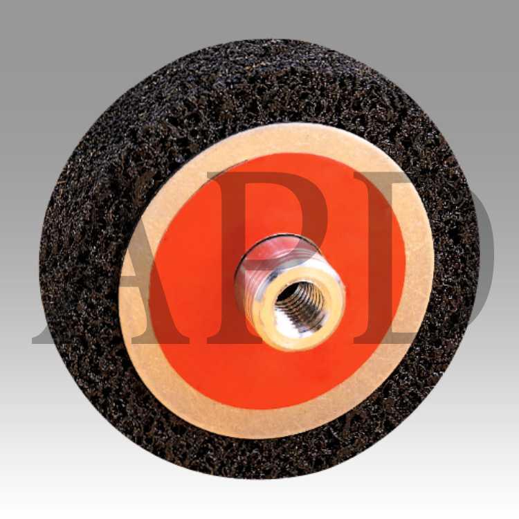 811 3 in x 1//8 in x 1//4 in Standard Abrasives A//O Unitized Wheel 881133 10 per case 3M