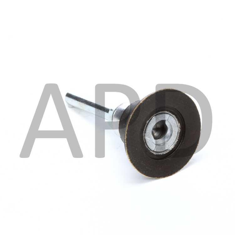 "3M 88743 2-1//2/"" 5//8-11 Disc Pad Hub For Short Shaft Tool"