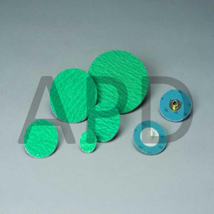 2 in 60 Standard Abrasives Quick Change TSM Zirconia Pro 2 Ply Disc 528425