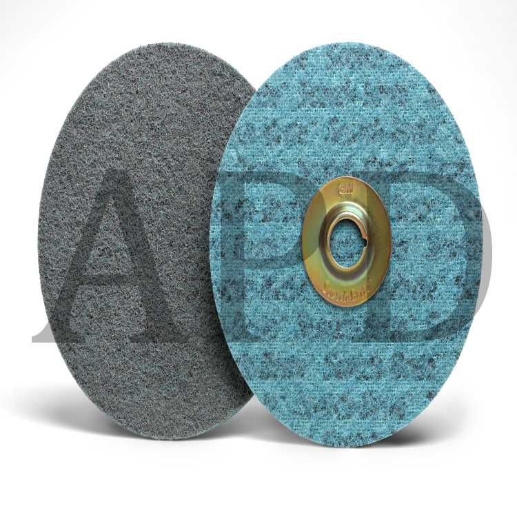 Standard Abrasives Quick Change TR Surface Conditioning FE Disc 840481 3 in CRS 3M