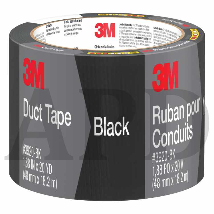 Brown 3920-BR Duct Tape 1.88-In - Quantity 1 x 20-Yd