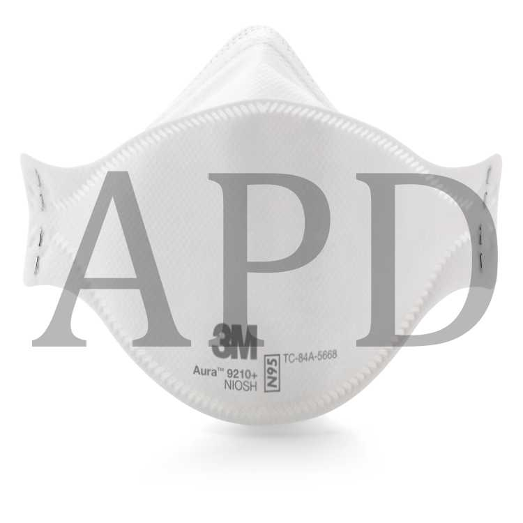 3m 9210 n95 particulate respirator mask