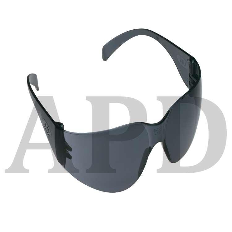 3M Virtua Protective Eyewear 11327 Gray Hard Coat Lens Gray Temple Lot of 6