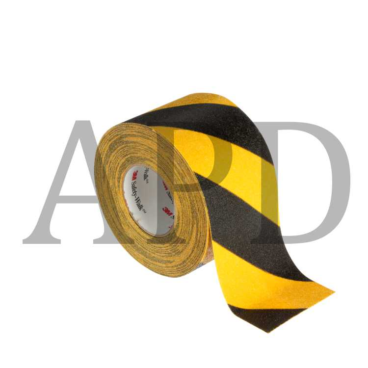 3M Safety-Walk Slip-Resistant Fine Resilient Tapes and Treads 280 White 60 Length 6 Width Pack of 1 Roll