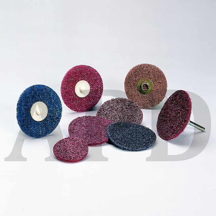 4-1//2 in x 5//8-11 Standard Abrasives Quick Change TSM Surface Conditioning FE Disc 843532 MED 3M