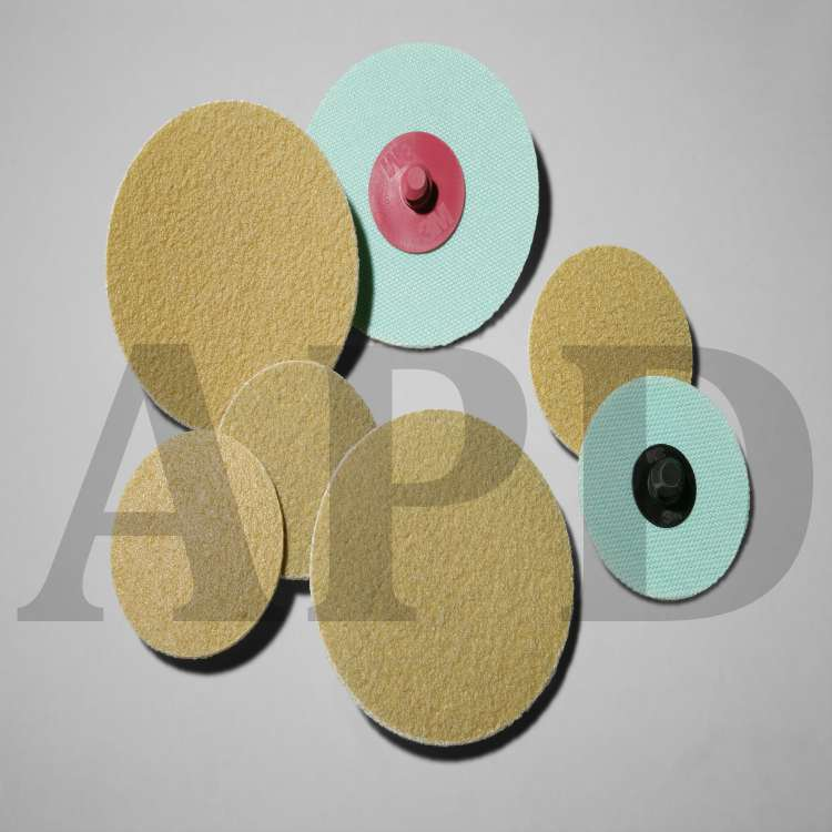 5 in 120 3M Standard Abrasives PSA Zirconia Pro Disc 727047